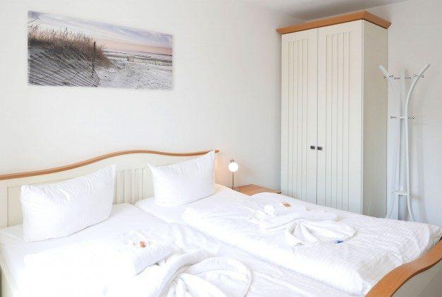 "Schlafzimmer 2  ""Haus Meeresblick"" Ferienwohnung Baltictraum mit Meerblick Ref. 128714"