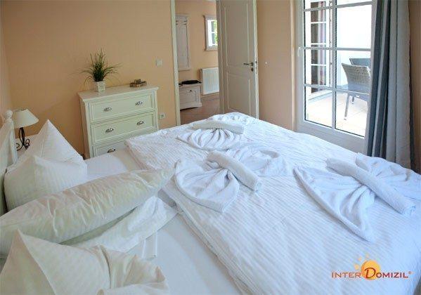 Schlafzimmer 2 Ferienwohnung Nautilus A 3.11