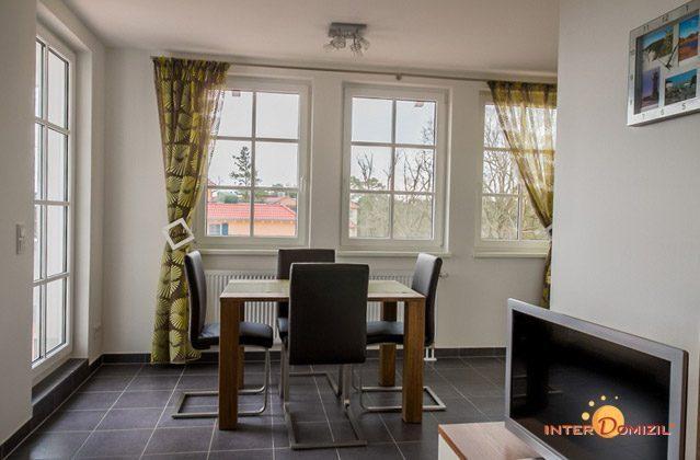 Wohn-/ Essbereich Haus Meeresblick Baabe Ferienwohnung Südost Ref. 128720