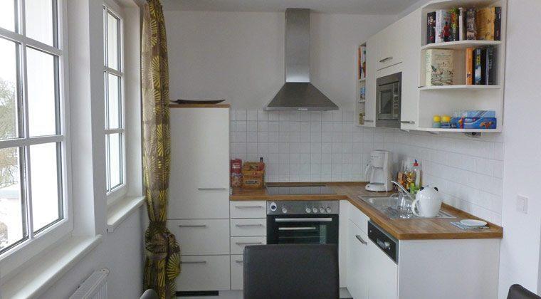 Küche  Haus Meeresblick Baabe Ferienwohnung Südost Ref. 128720