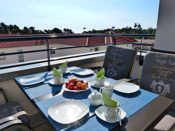 Ferienwohnung Rügen mit nahegelegener Tennisanlage