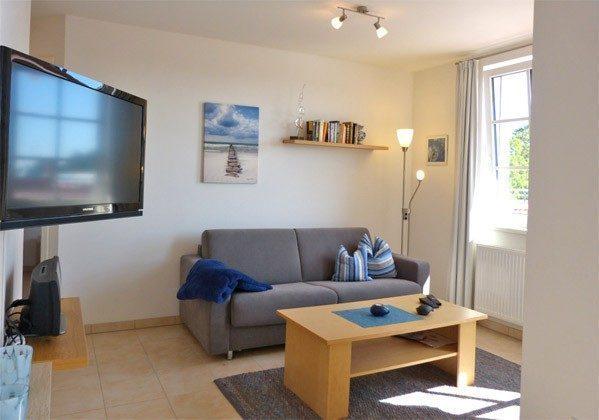 Wohnbereich Ferienwohnung Schwalbennest A 4.06 Ref. 128721