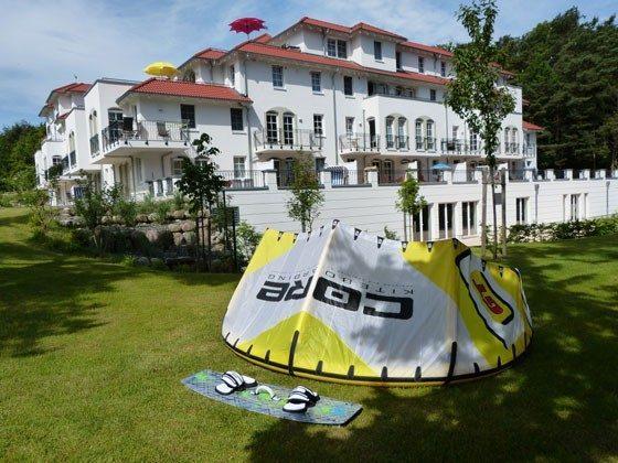 Das Haus Meeresblick Ferienwohnung Schwalbennest A 4.06 Ref. 128721