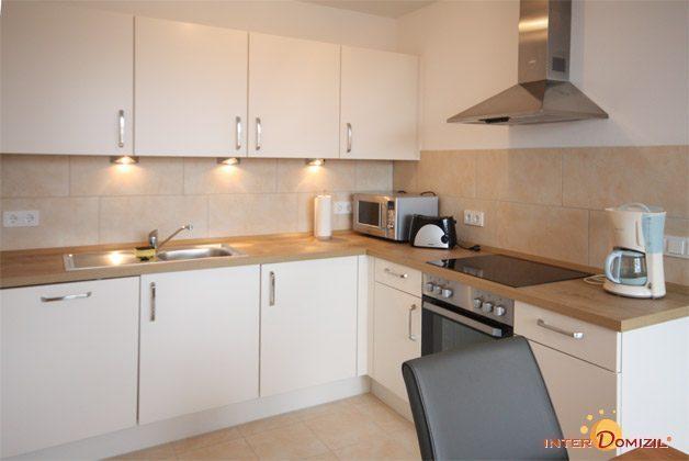 Küchenbereich Ferienwohnung Schwalbennest A 4.06 Ref. 128721
