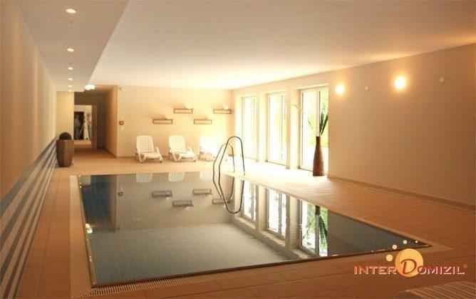 Schwimmbereich im Haus Meeresblick