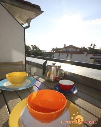 Balkon Ferienwohnung Seebrise, teilweise Meerblick Ref. 130579-1