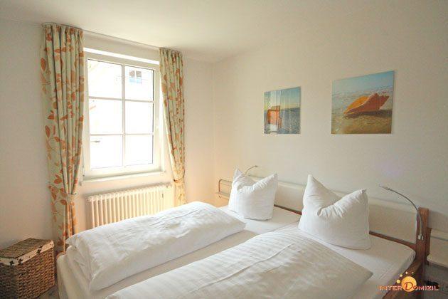 Schlafzimmer Ferienwohnung Seebrise, teilweise Meerblick Ref. 130579-1
