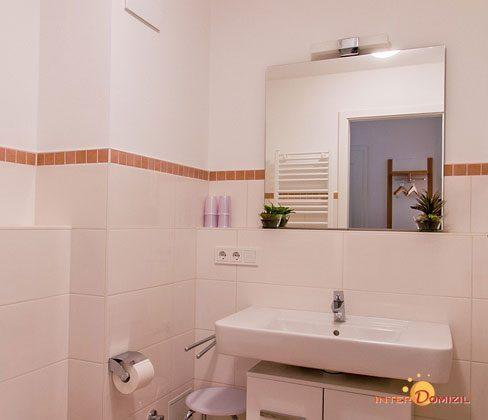 Bad Haus Meeresblick Baabe Ferienwohnung Sansibar Ref. 131422-P