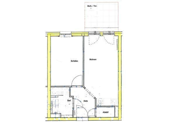 Grundriss Haus Meeresblick Baabe Fewo Sansibar Ref. 131422-P