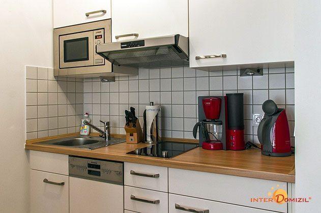 Küche Haus Meeresblick Baabe Ferienwohnung Sansibar Ref. 131422-P