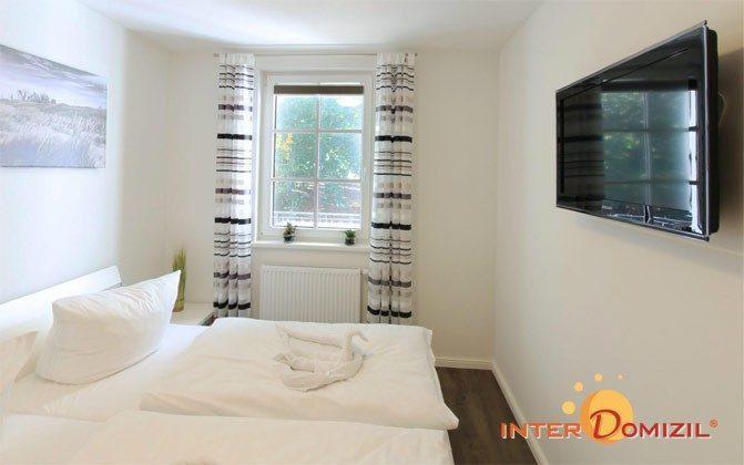 Schlafzimmer Ferienwohnung Sandrose Ref. 132363