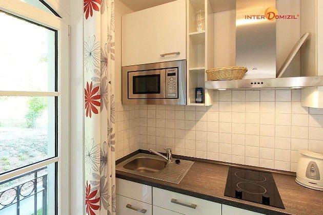 Küchenzeile Ferienwohnung Sandrose Ref. 132363