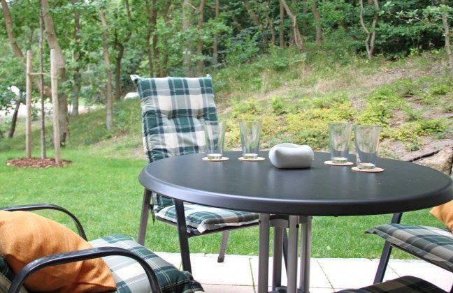 Terrasse Meeresblick  Ferienwohnung Abendrot A 1.31 Ref. 132364