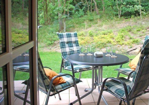 Terrasse Ferienwohnung Abendrot A 1.31 Ref. 132364