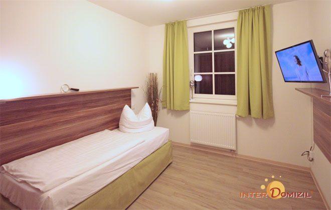 Schlafzimmer 2 Ferienwohnung Regenbogen A 1.19 Ref. 132408