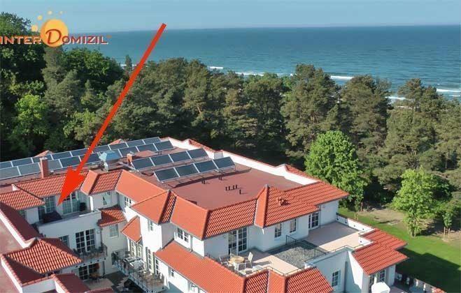 Rügen Ferienwohnung Sonnenschein A 3.05 Ref. 132463 im Haus Meeresblick Bild 3