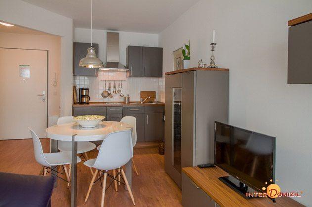 Essbereich/ Küche Baabe Ferienwohnung Eisvogel Ref. 132606
