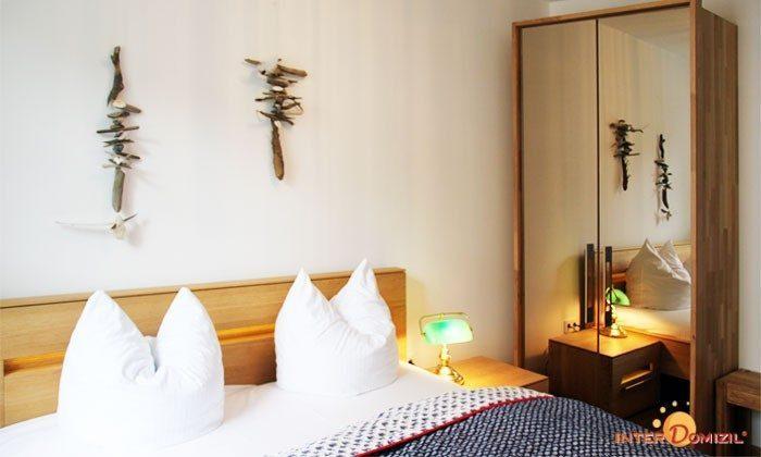 Schlafzimmer Baabe Ferienwohnung Eisvogel Ref. 132606