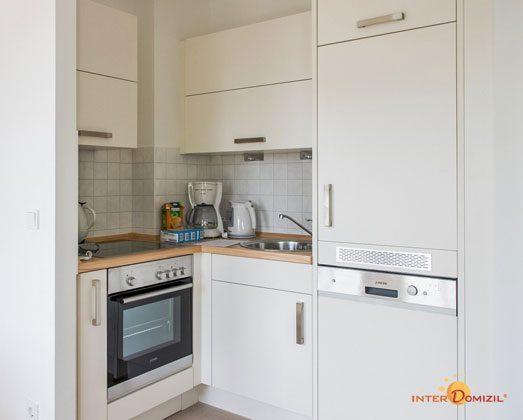 Küche Haus Meeresblick Baabe Ferienwohnung Strandkieker mit Meerblick Ref. 133366