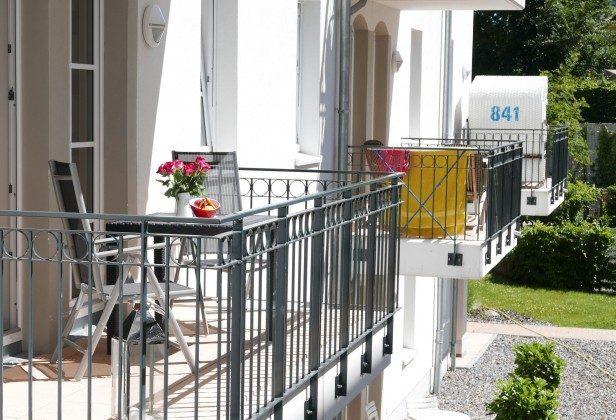 Balkon  Gezeiten A 1.01 Ref. 133558