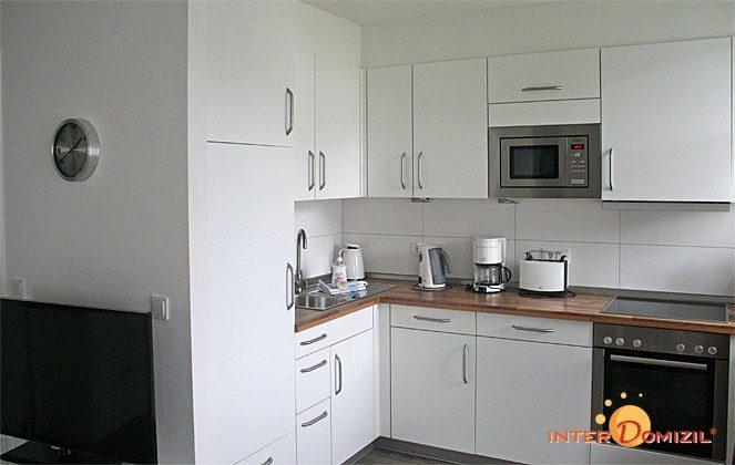 Küche Ferienwohnung Wellenreiter A 1.13 Ref. 134029