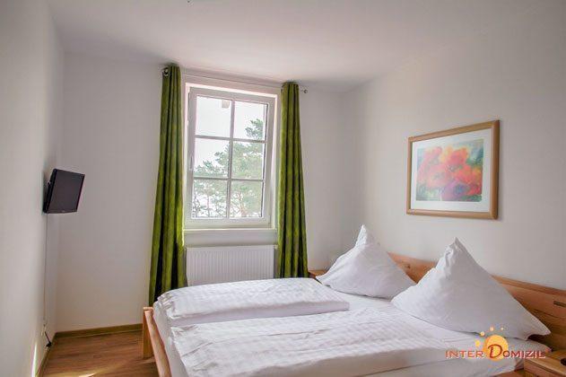 Ferienwohnung Am Wasser mit Meerblick Schlafzimmer Ref. 134062