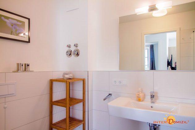 Ferienwohnung Am Wasser mit Meerblick Badezimmer Ref. 134062