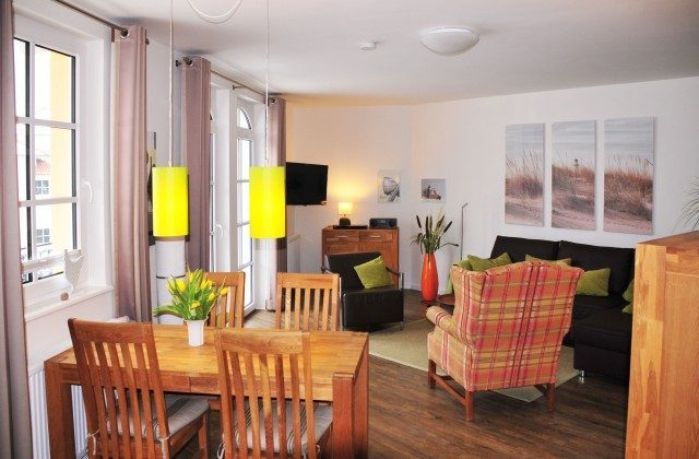 Rügen Ferienwohnung Strandburg Ref. 136069