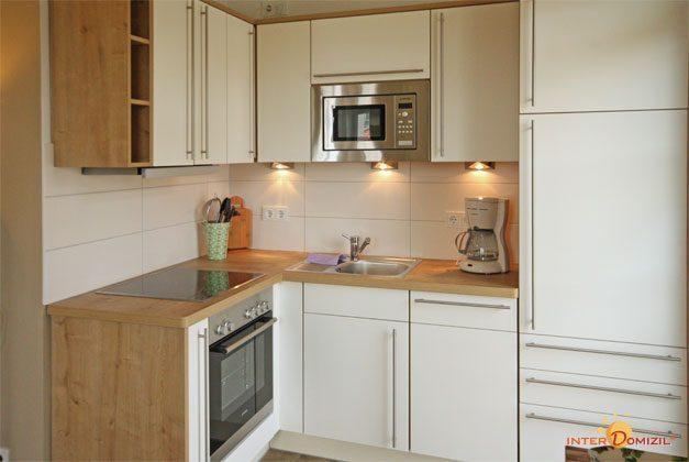Küchenzeile Rügen Ferienwohnung Strandburg Ref. 136069