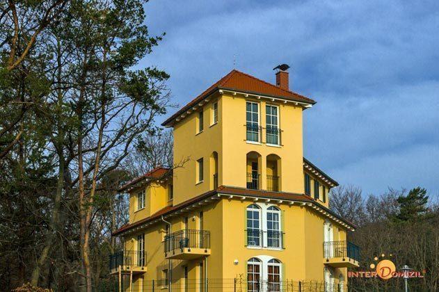 Haus B von außen  Rügen Baabe Penthouse Ref. 136611
