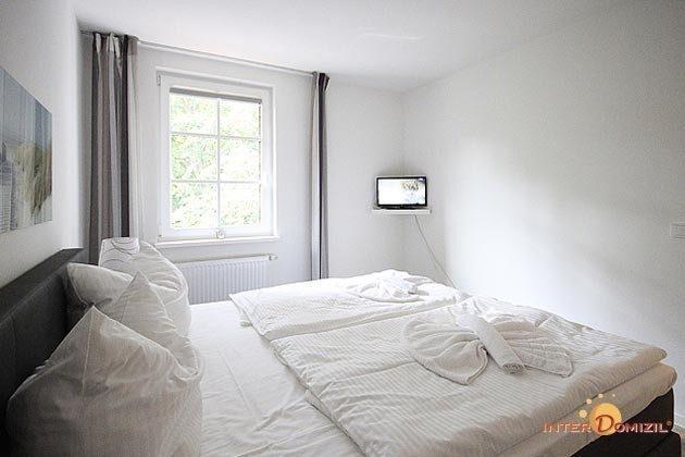 Schlafzimmer 1 Baabe Fewo Auszeit A 4.02 Ref.136764