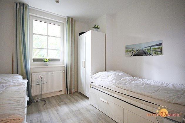 Schlafzimmer 2 Baabe Fewo Auszeit A 4.02 Ref.136764