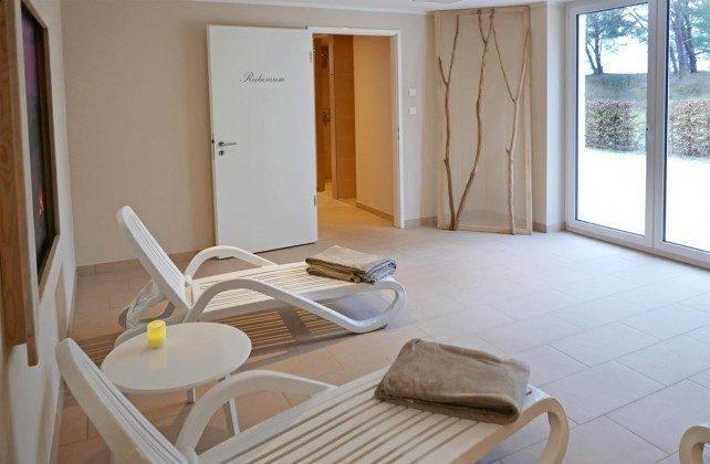 Saunabereich im Haus Meeresblick