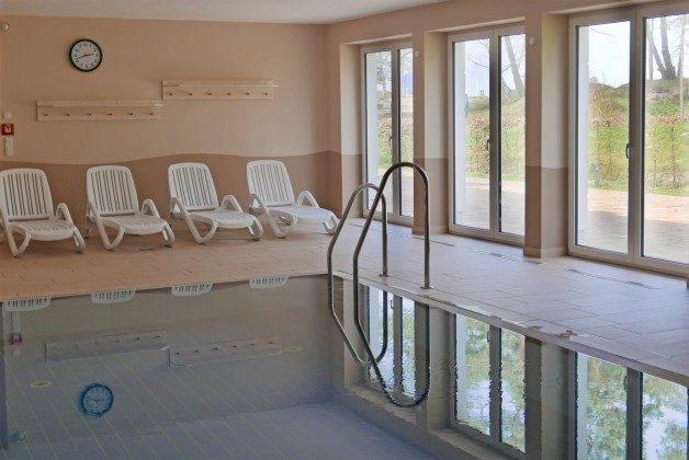 Pool Haus Meeresblick Baabe auf Rügen