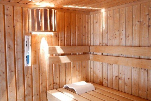 Sauna Haus Meeresblick in Baabe auf Rügen