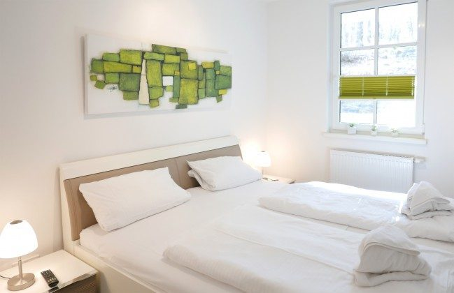 Schlafzimmer  Fewo Fischerhüs