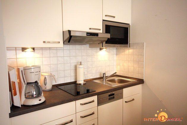 Küchenzeile  Meeresblick Baabe Fewo Leuchtturm A 2.06 Ref. 139563