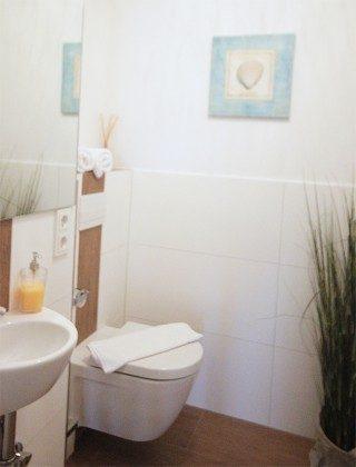 Gäste WC Ferienwohnung Sternenhimmel A 3.08 Ref. 141806-1