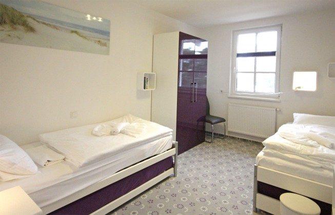 Schlafzimmer 2  Ferienwohnung Sternenhimmel A 3.08 Ref. 141806-1