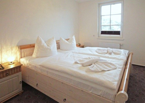 Schlafzimmer 1 Ferienwohnung Sternenhimmel A 3.08 Ref. 141806-1