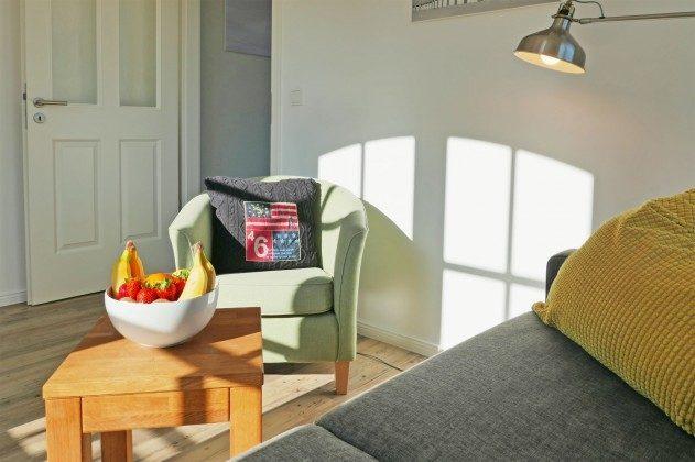 Wohn/Schlafzimmer 1 Baabe Ferienwohnung Baltic im Haus Meeresblick A 3.18 Ref 142211