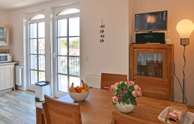 Küchenbereich  Ferienwohnung Baltic im Haus Meeresblick A 3.18 Ref 142211