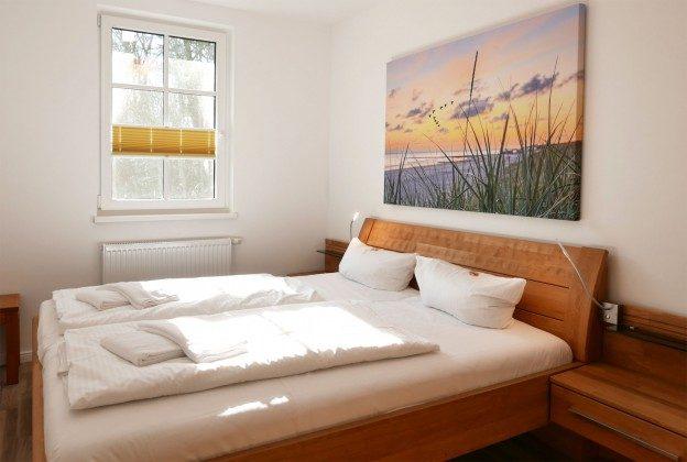 Schlafzimmer 2 im Haus Meeresblick A 3.18