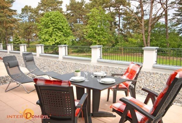 Terrasse mit Meerblick Ferienwohnung Dünenblick A 0.06