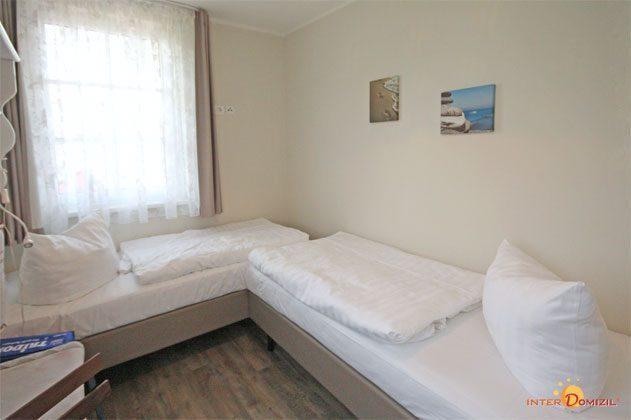 Schlafzimmer 2 Ferienwohnung Uns Hüsung mit Meerblick Ref. 144198