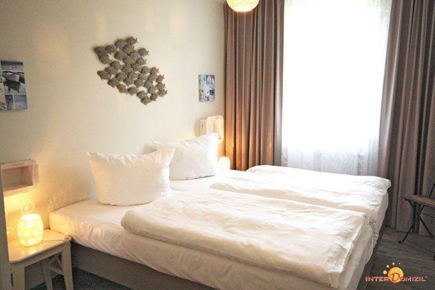Schlafzimmer 1 Haus Meeresblick Baabe Ferienwohnung Uns Hüsung mit Meerblick Ref. 144198