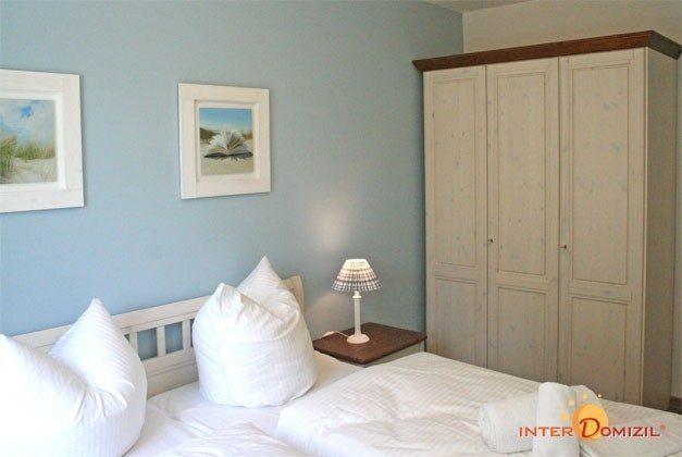 Schlafzimmer  Rügen Ferienwohnung Wolke7 A 3.17 Ref. 150690