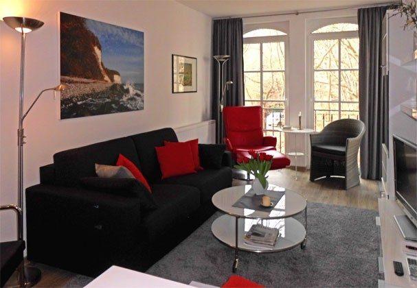 Küchenbereich Rügen Ferienwohnung Kreideküste A 2.29 Ref. 151261
