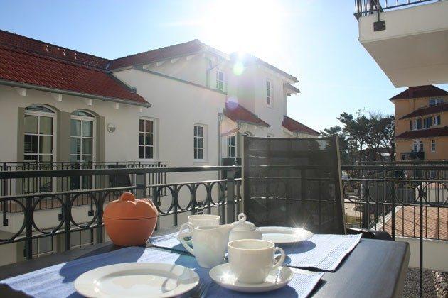 Balkon Ferienwohnung Albatros Ref 152813 Haus Meeresblick