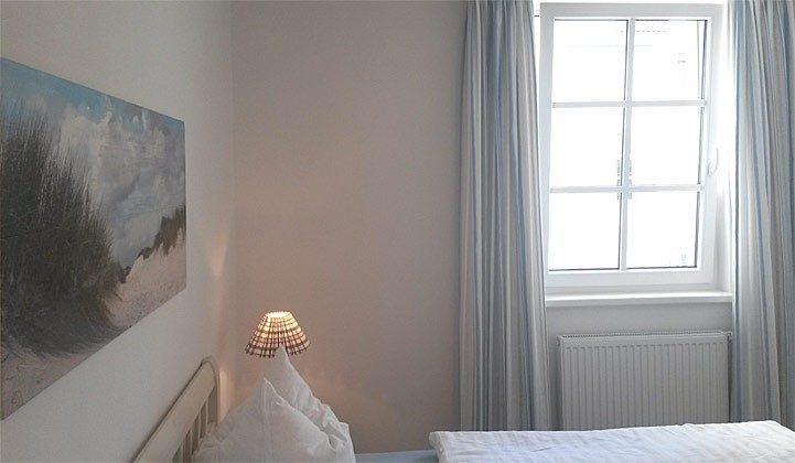 Schlafzimmer Ferienwohnung Albatros Ref 152813 Haus Meeresblick